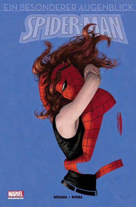 Spider-Man: Ein besonderer Augenblick - Das Cover