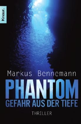 Phantom - Gefahr aus der Tiefe - Das Cover
