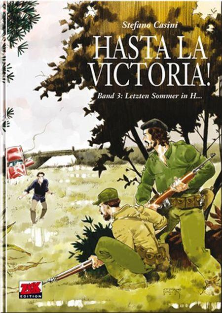 Hasta la Victoria 3: Ein letzter Sommer in Havanna - Das Cover