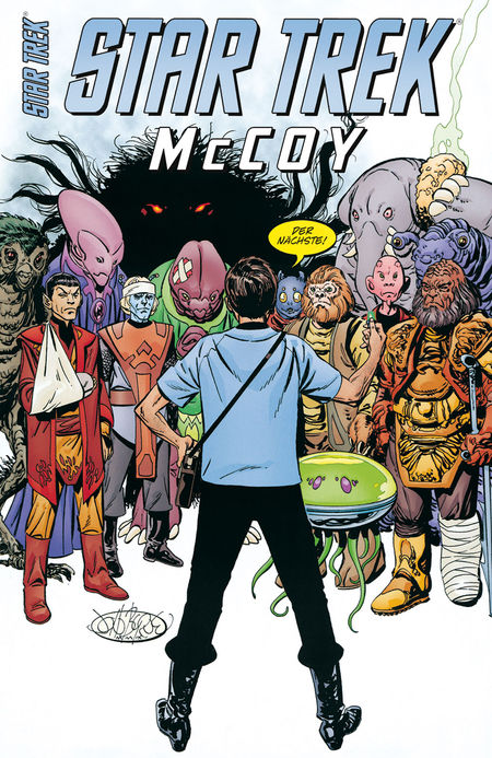 Star Trek 5: McCoy - Das Cover