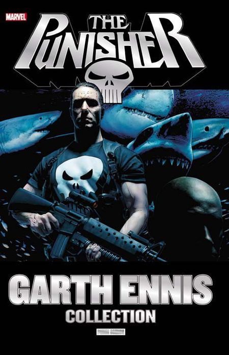 The Punisher: Garth Ennis Collection 8 SC - Das Cover