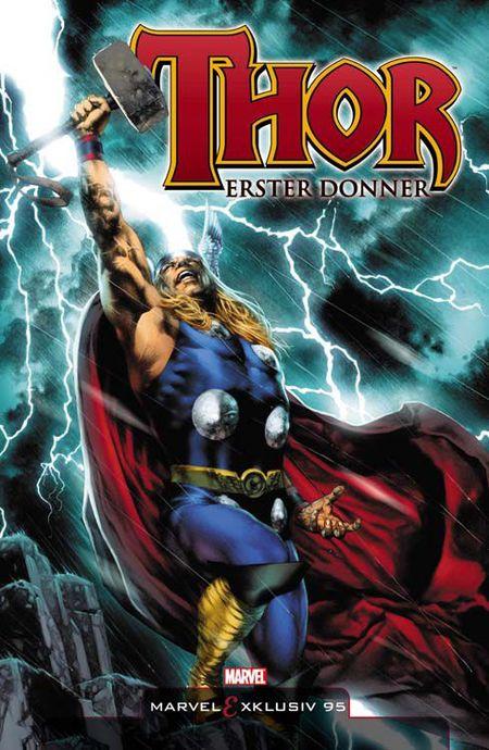 Marvel Exklusiv 95: Thor - Erster Donner - Das Cover