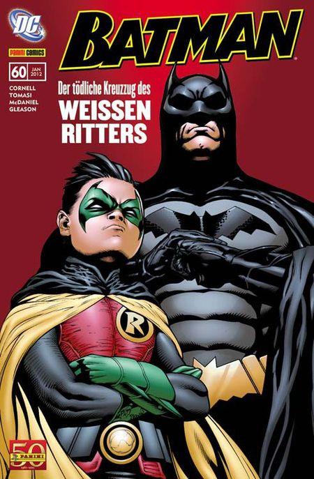 Batman 60 - Das Cover