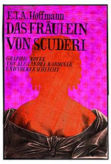 Das Fräulein von Scuderi - Das Cover