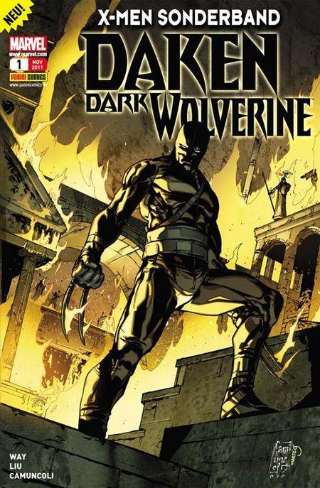 X-Men Sonderband: Daken - Dark Wolverine - Das Cover