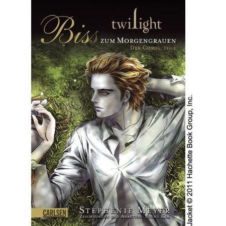 Twilight: Biss zum Morgengrauen: Der Comic Teil 2 - Das Cover