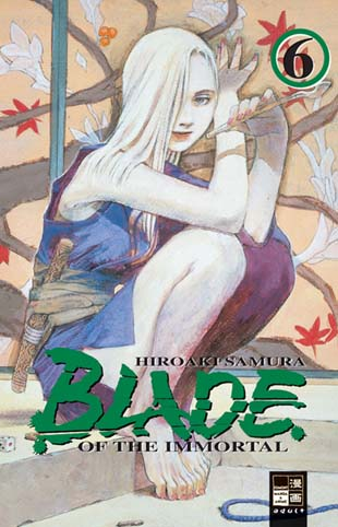 Blade of the Immortal 6 - Das Cover