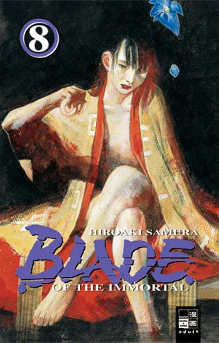 Blade of the Immortal 8 - Das Cover