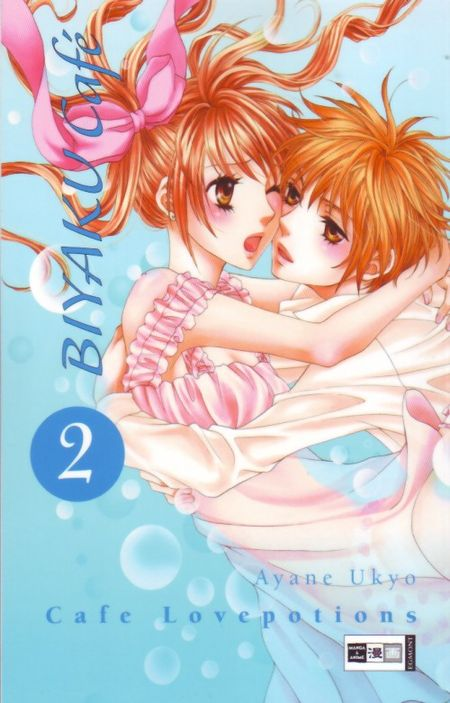 Biyaku Cafe 2 - Das Cover