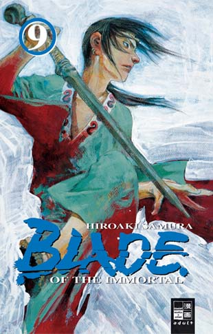 Blade of the Immortal 9 - Das Cover
