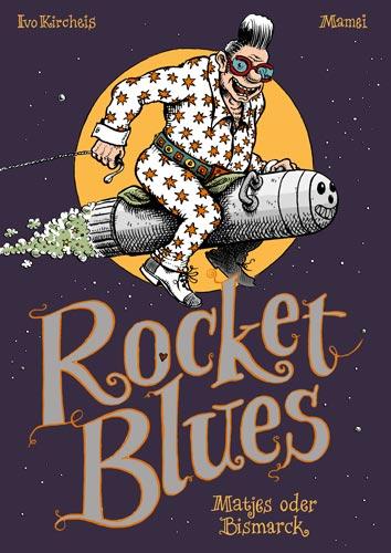 Rocket Blues - Das Cover
