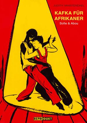 Kafka für Afrikaner - Das Cover