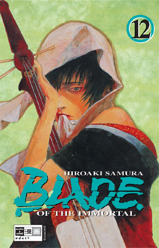 Blade of the Immortal 12 - Das Cover