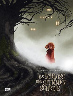 Das Schloss der stummen Schreie - Das Cover