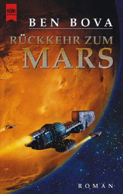 Rückkehr zum Mars - Das Cover