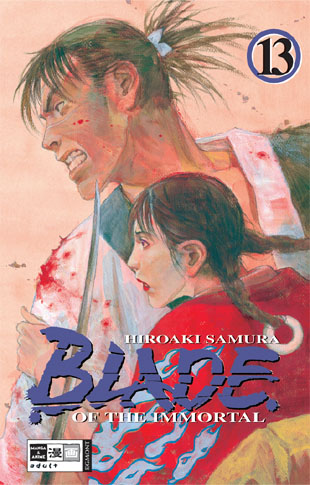Blade of the Immortal 13 - Das Cover