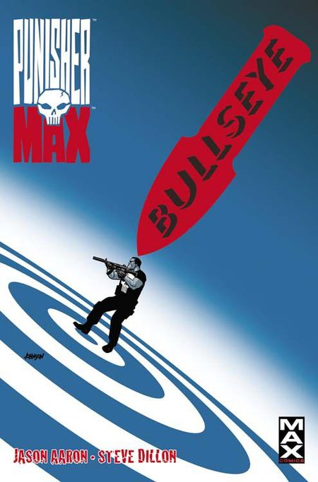 Max 42: Punisher - Bullseye - Das Cover