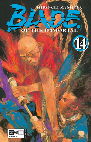 Blade of the Immortal 14 - Das Cover