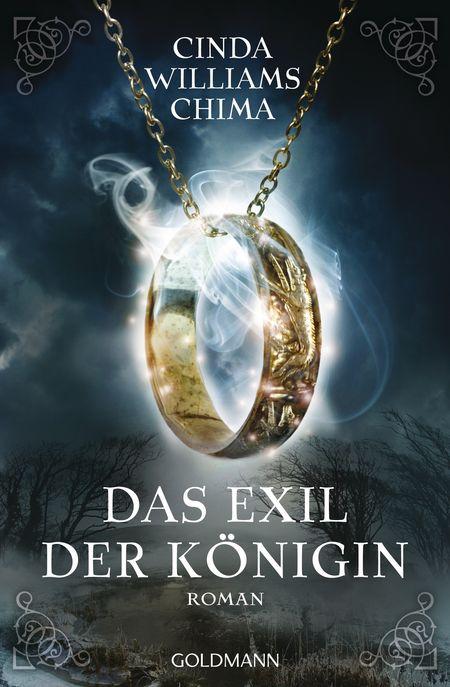 Das Exil der Königin - Das Cover