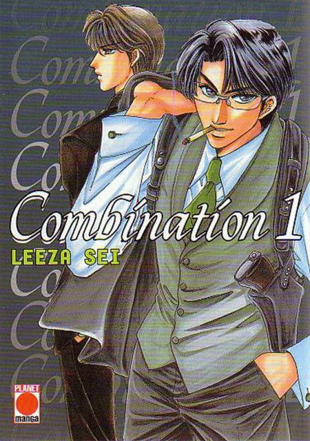 Combination 1 - Das Cover