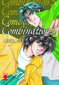 Combination 5 - Das Cover