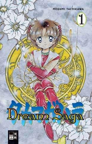 Dream Saga 1 - Das Cover