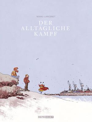 Der alltägliche Kampf [Gesamtausgabe] - Das Cover