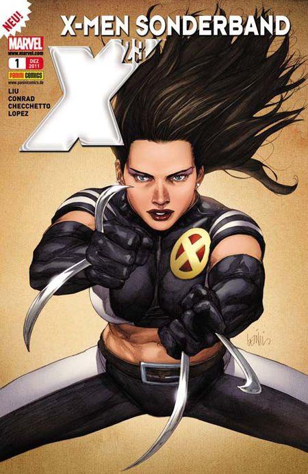 X-Men Sonderband: X-23 1: Der tödliche Traum - Das Cover