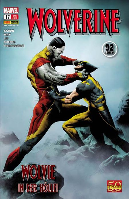 Wolverine 17 - Das Cover