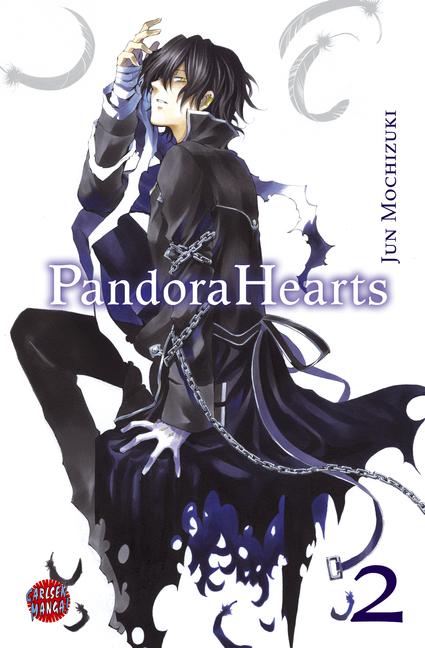 Pandora Hearts 2 - Das Cover