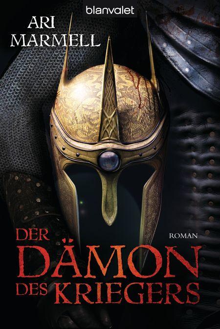 Der Dämon des Kriegers - Das Cover