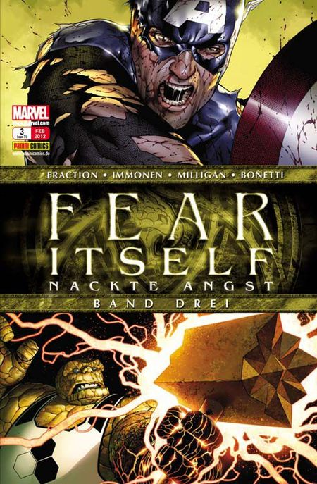 Fear Itself - Nackte Angst 3 - Das Cover