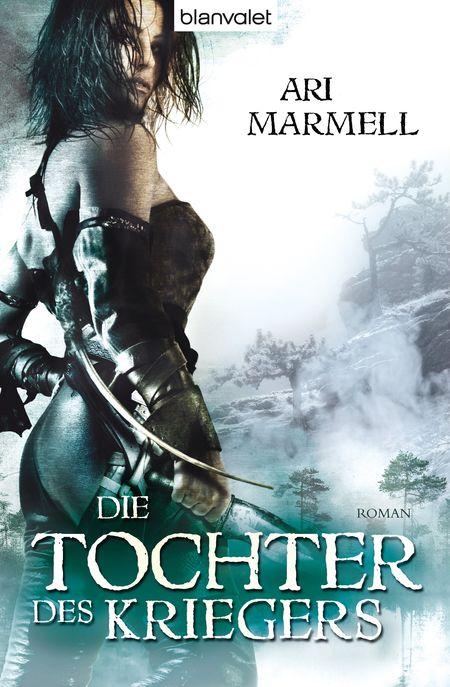 Die Tochter des Kriegers - Das Cover