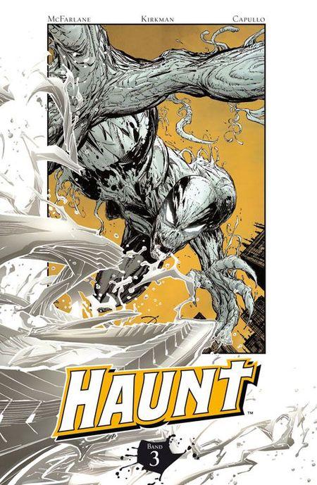 Haunt 3 - Das Cover