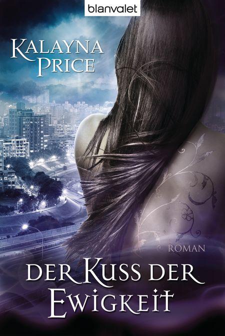 Der Kuss der Ewigkeit - Das Cover
