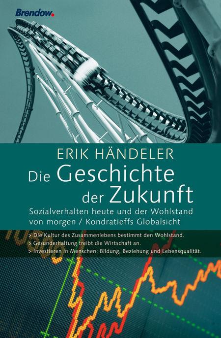Die Geschichte der Zukunft - Das Cover