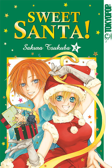 Sweet Santa! 3 - Das Cover