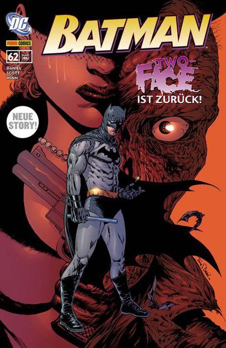Batman 62 - Das Cover