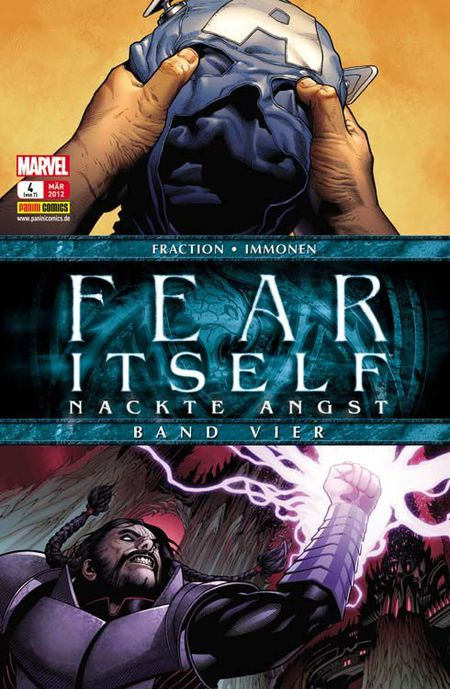 Fear Itself - Nackte Angst 4 - Das Cover