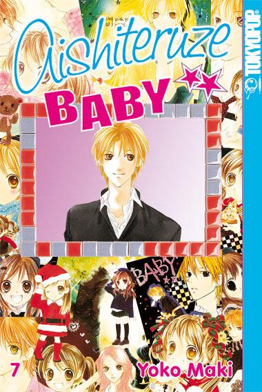 Aishiteruze Baby** 7 - Das Cover