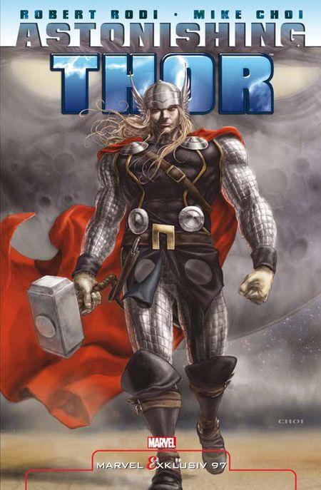Marvel Exklusiv 97: Astonishing Thor SC - Das Cover