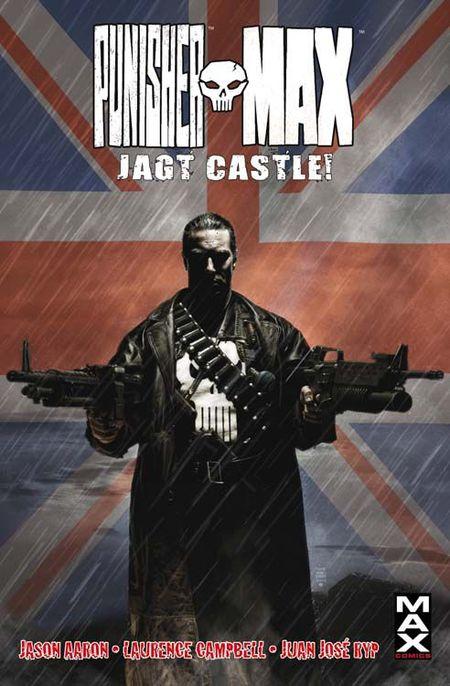Max 45: Punisher - Jagt Castle! - Das Cover