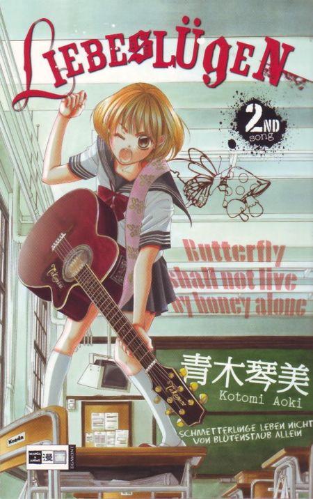 Liebeslügen 2 - Das Cover