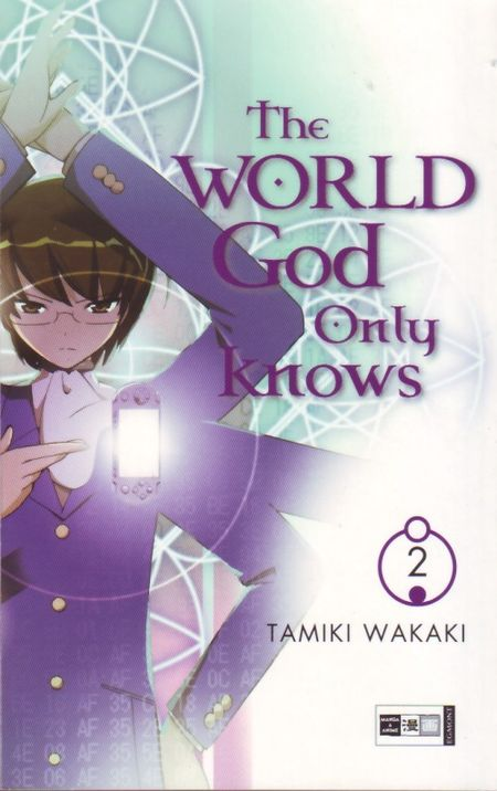 The World God only knows 2 - Das Cover