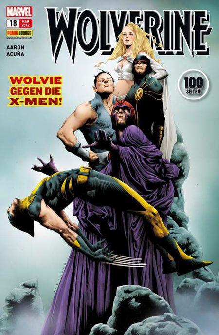Wolverine 18 - Das Cover
