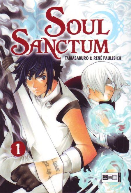 Soul Sanctum 1 - Das Cover