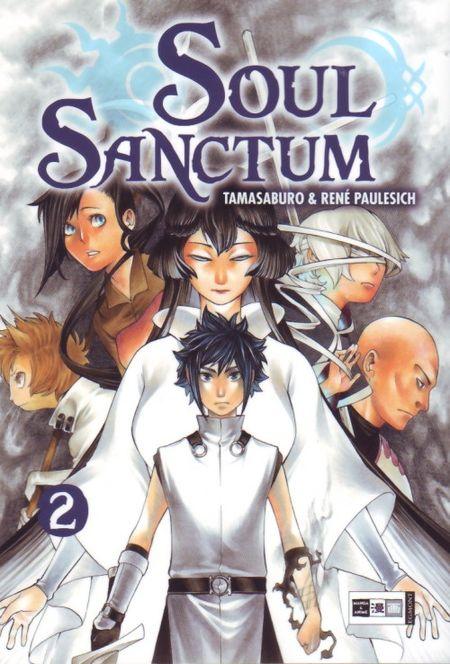Soul Sanctum 2 - Das Cover