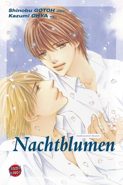 Takumi-kun 6 - Das Cover