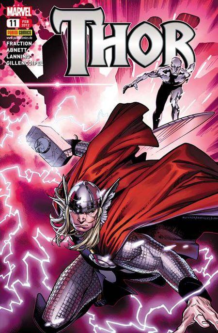 Thor 11: Der Galactus-Same 1 - Das Cover