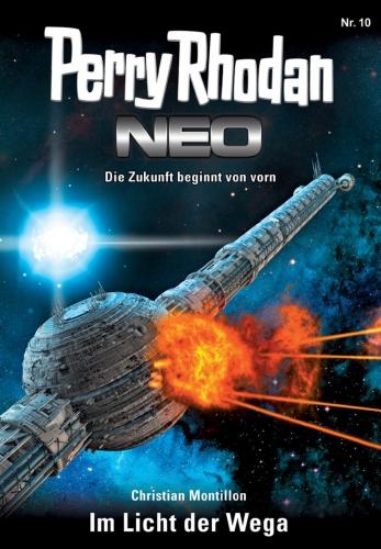 Perry Rhodan Neo 10: Im Licht der Wega - Das Cover